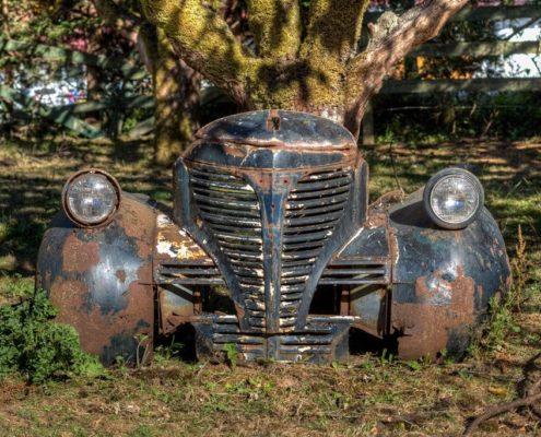 4 Acres of Rust